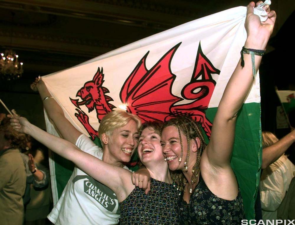 Wales Celebrates in 1997