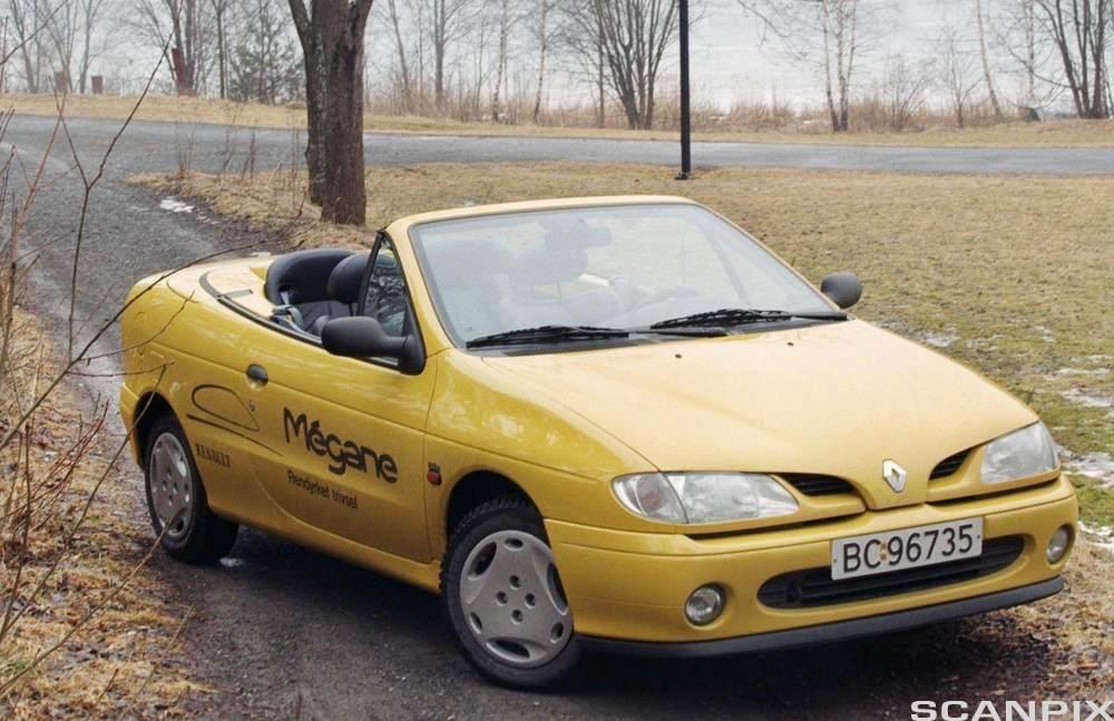 Bilde av en sportsbil.