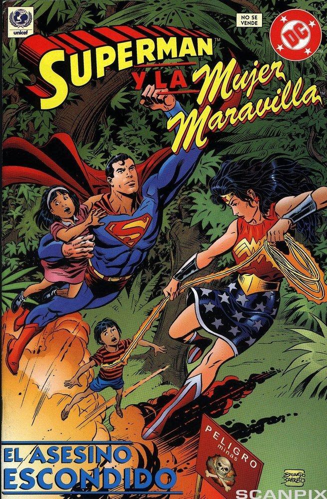Tegneserieheftet Superman
