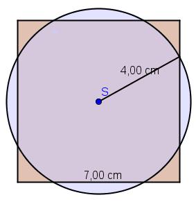 Sirkel og kvadrat