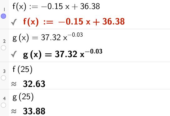 Utregning av skøytetider i CAS etter modell. Bilde.