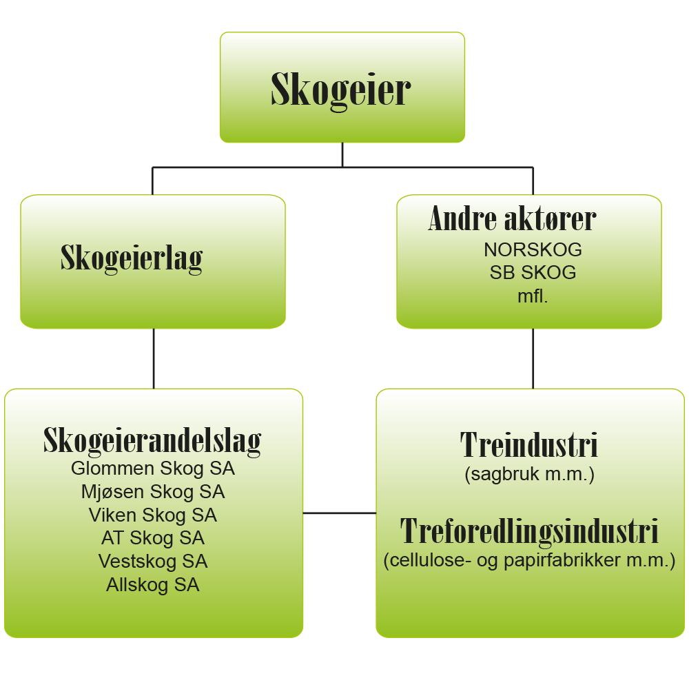 Skogseierandelslag. Figur.