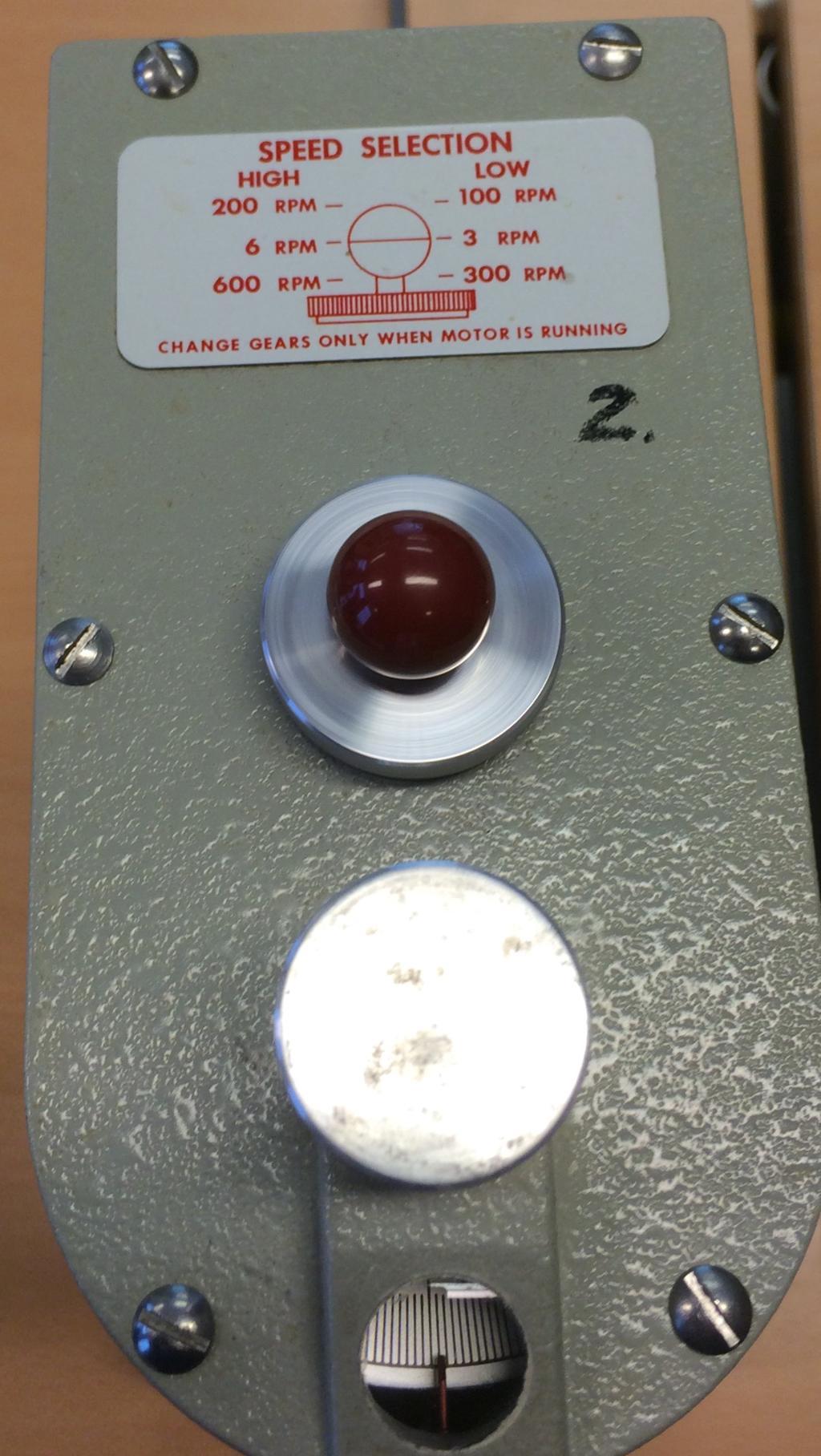 Fann viskosimeter. Foto.