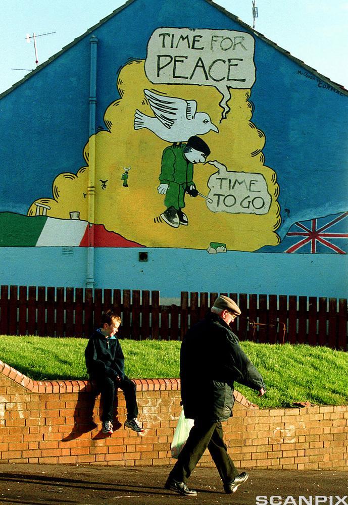 Republican Mural