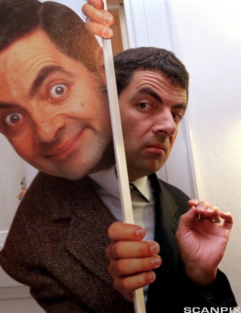 Rowan Atkinson - Mr Bean