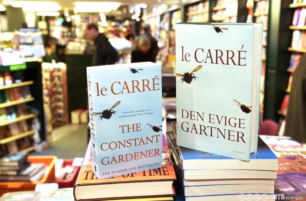The Constant Gardener - book