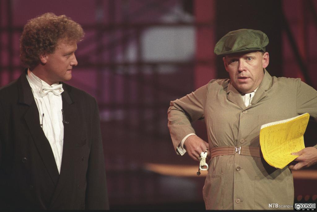 Dag Børge åpner TV2