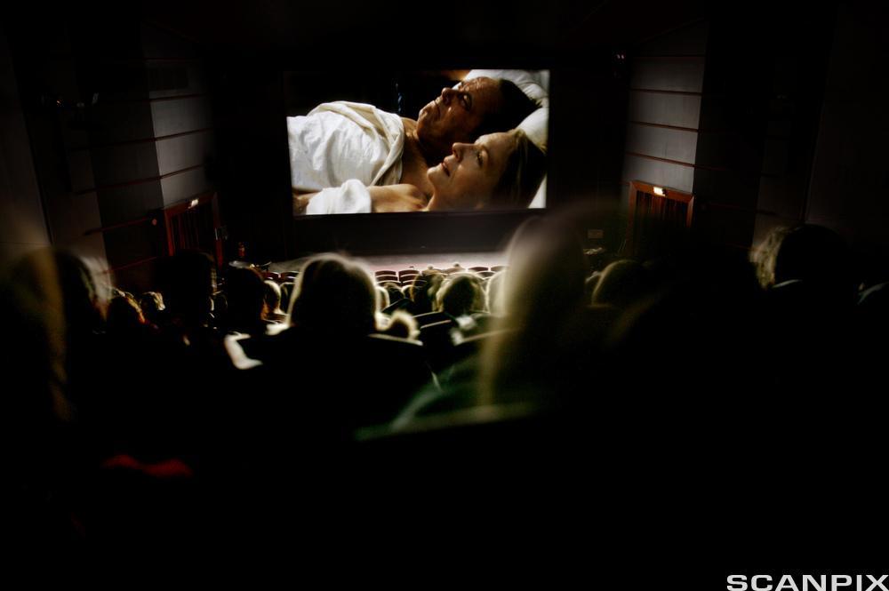 I kinosalen