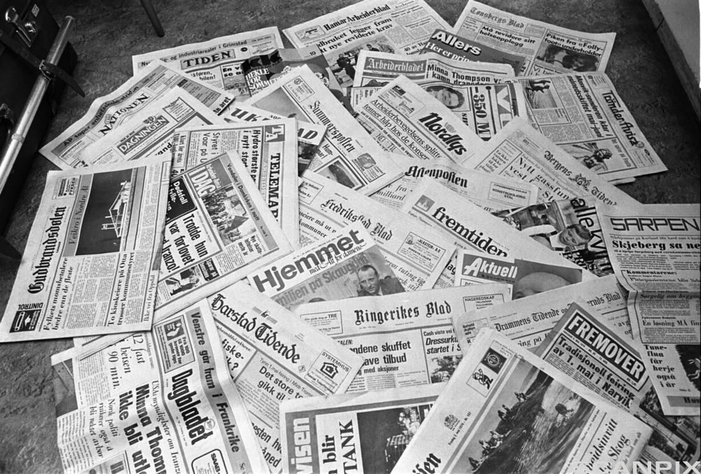 Aviser 1974