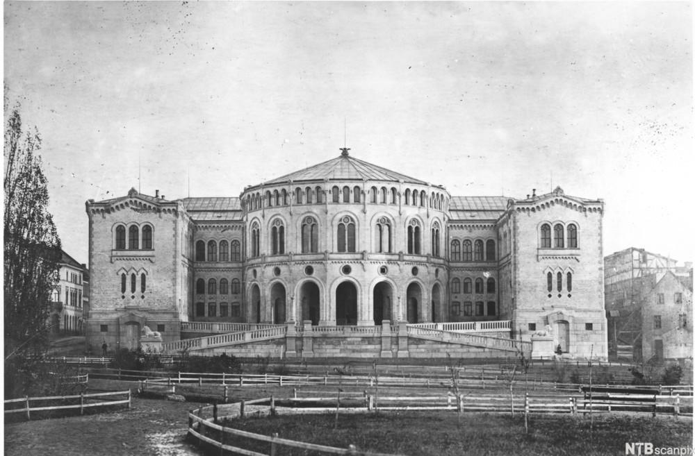 Stortinget i 1861