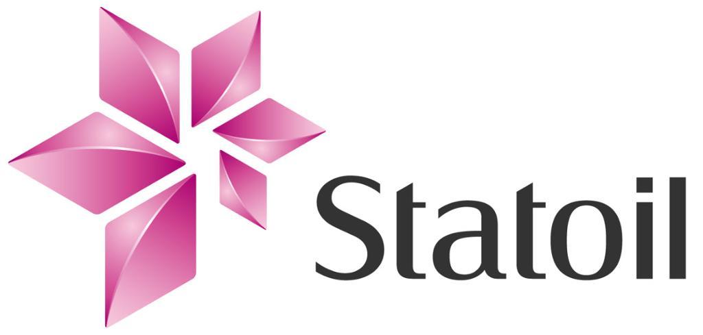 Statoil-logo. Foto.