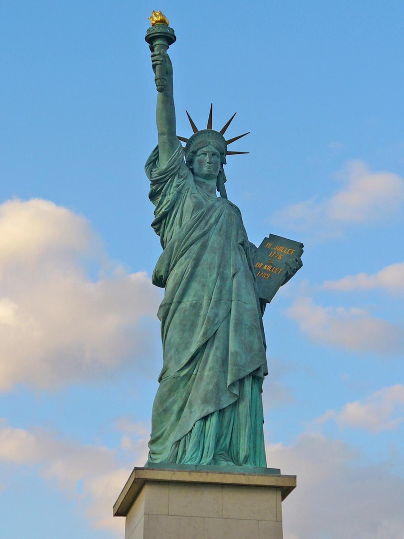 Statue of Liberty. Foto.