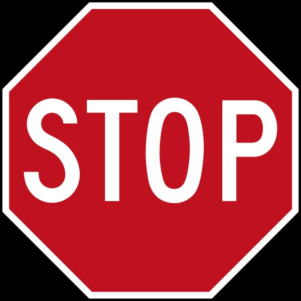 Stoppskilt