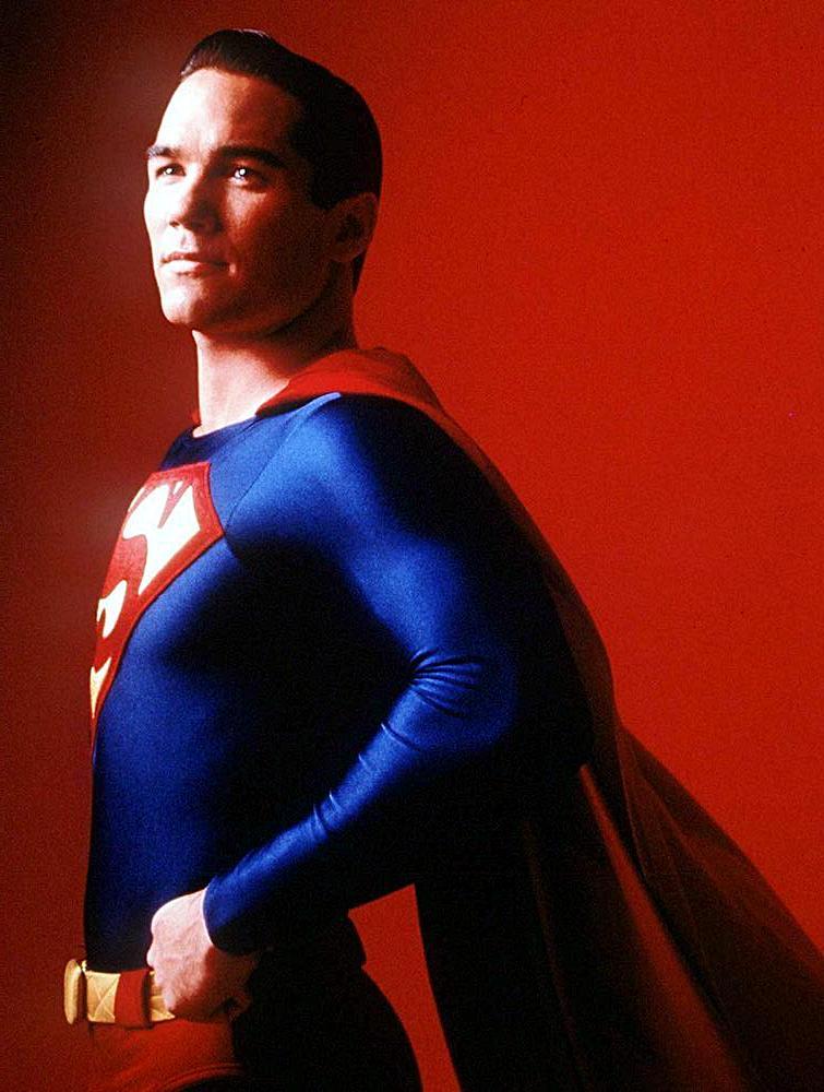 Bilde av Supermann.