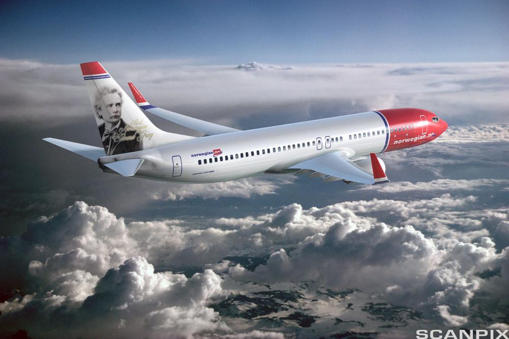 Skipstransport og lufttransport krever passasjerlister.
