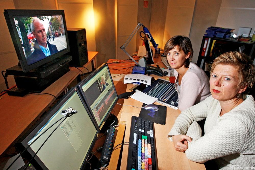 TV2 hjelper deg. Foto.