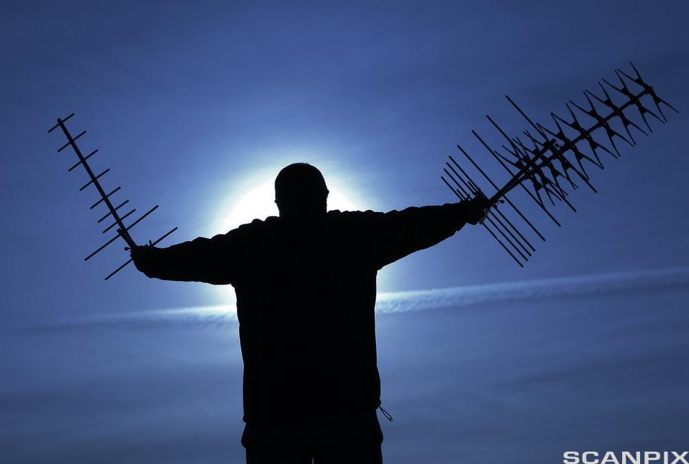Antenne. Foto