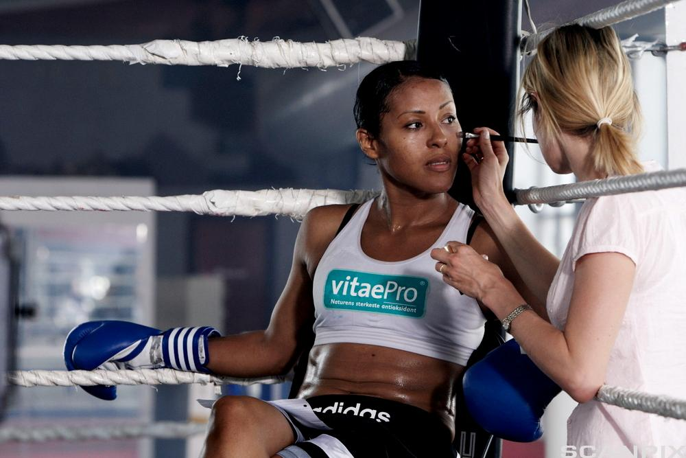 Reklamefilm for VitaePro. Foto.