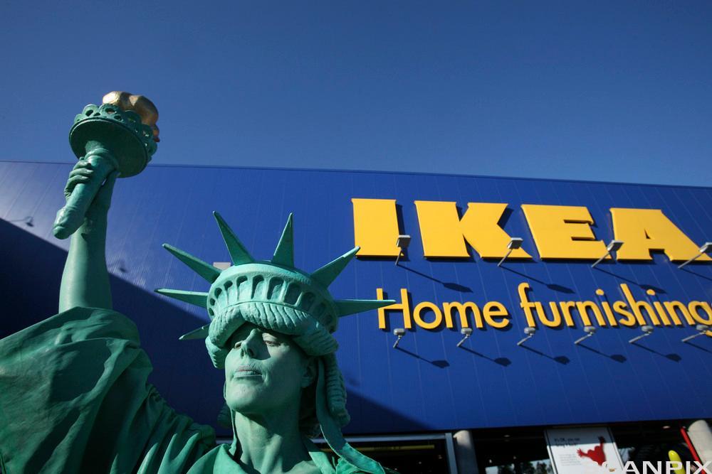 IKEA. Foto.