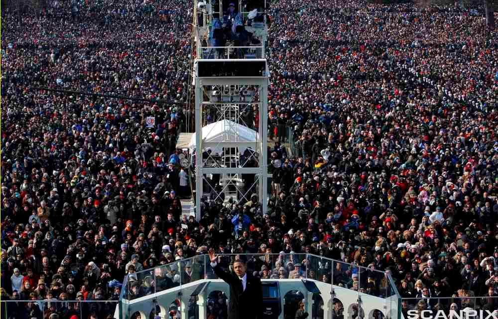 U.S. President Barack Obama -  Inauguration Ceremony