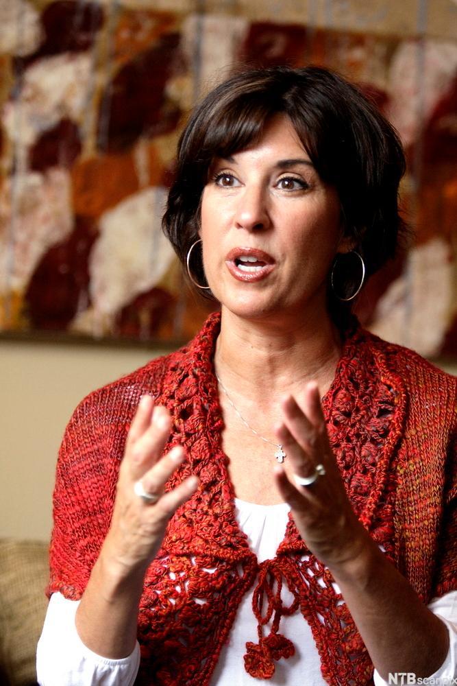 American Author Cecilia Samartin