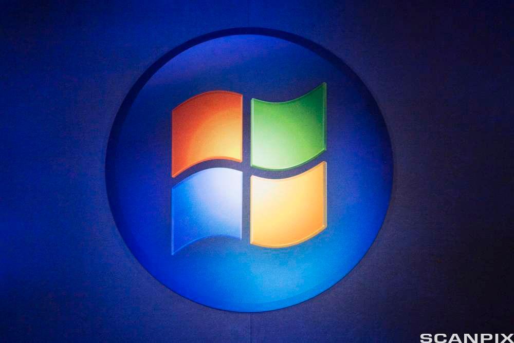 Windows-ikon. Grafikk.