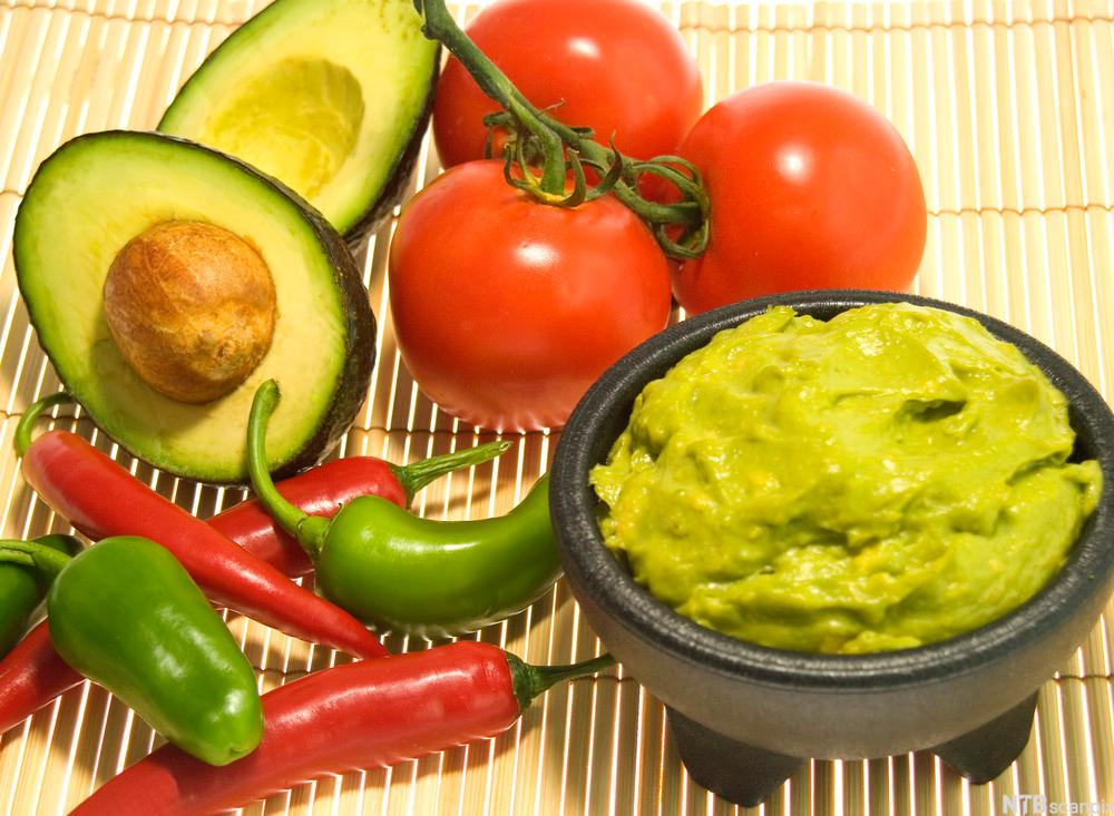bilde av guacamole