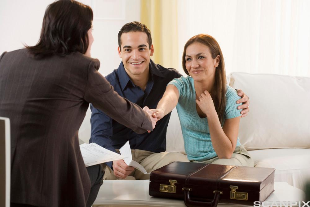 Avtale om kjøp av bolig