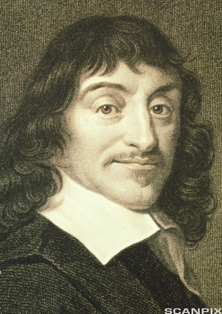 Poet Rene Descartes