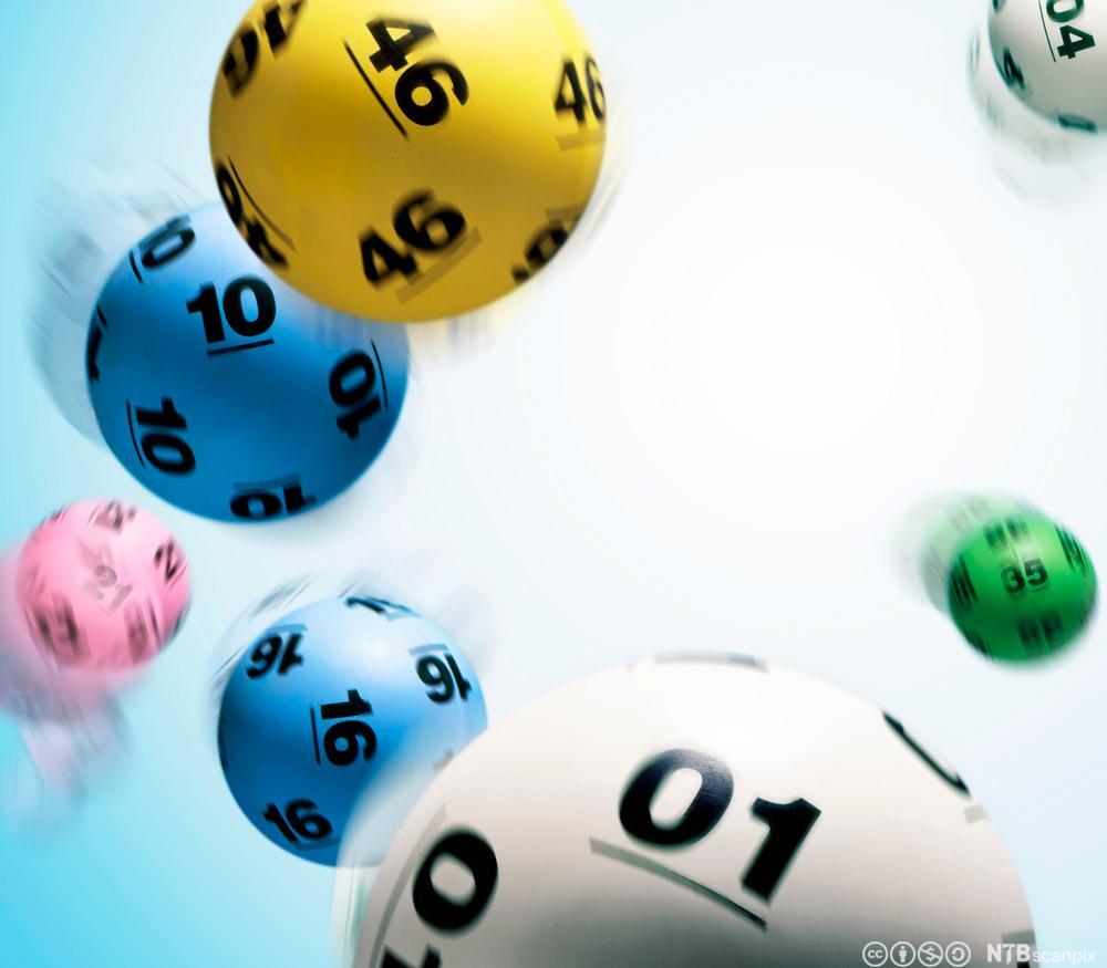 Lottokuler. Foto.