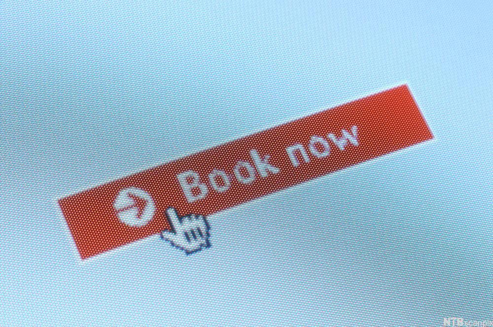Internett booking