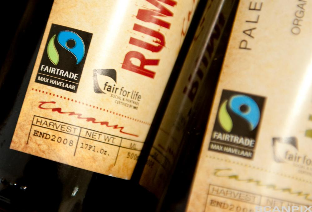 Bilde av Fairtrade vin