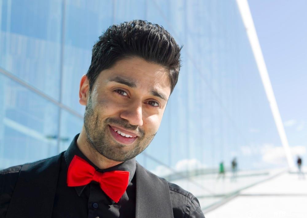 Noman Mubashir. Foto.