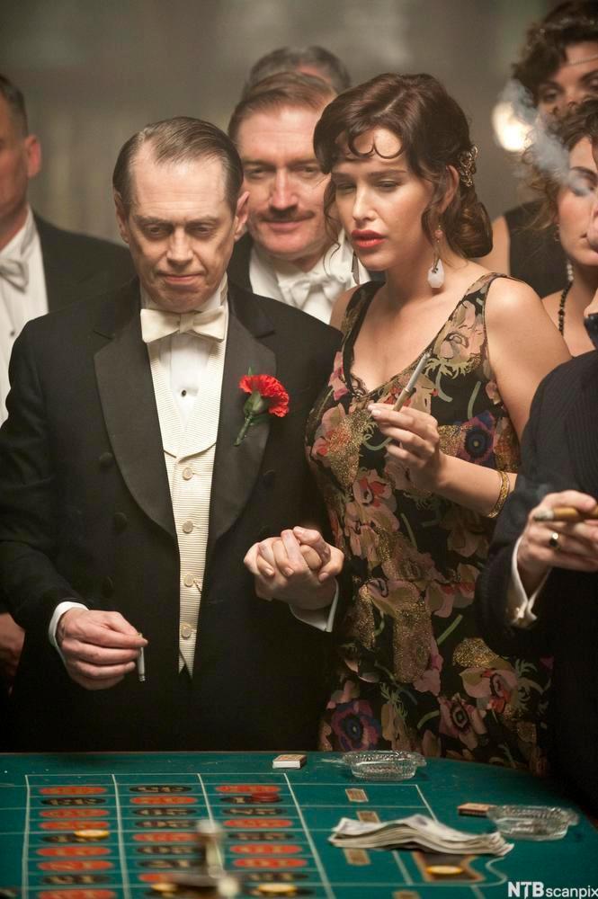 Steve Buscemi as Nucky Thomson in Boardwalk Empire