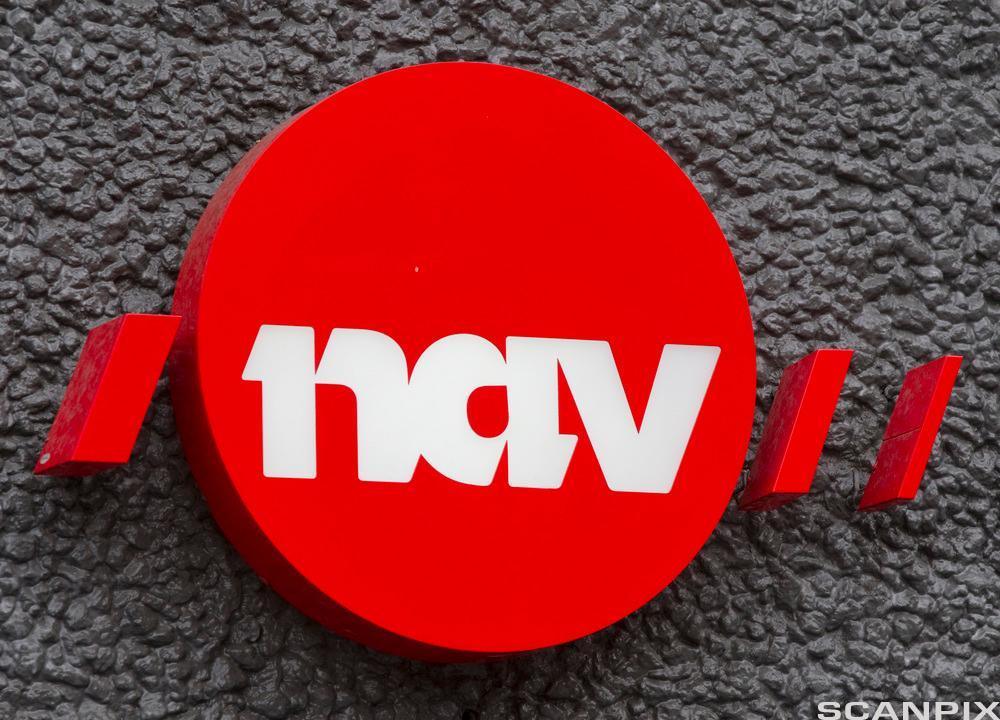 NAV-logo. Foto.