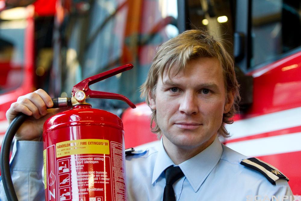 Brannslokkingsapparat