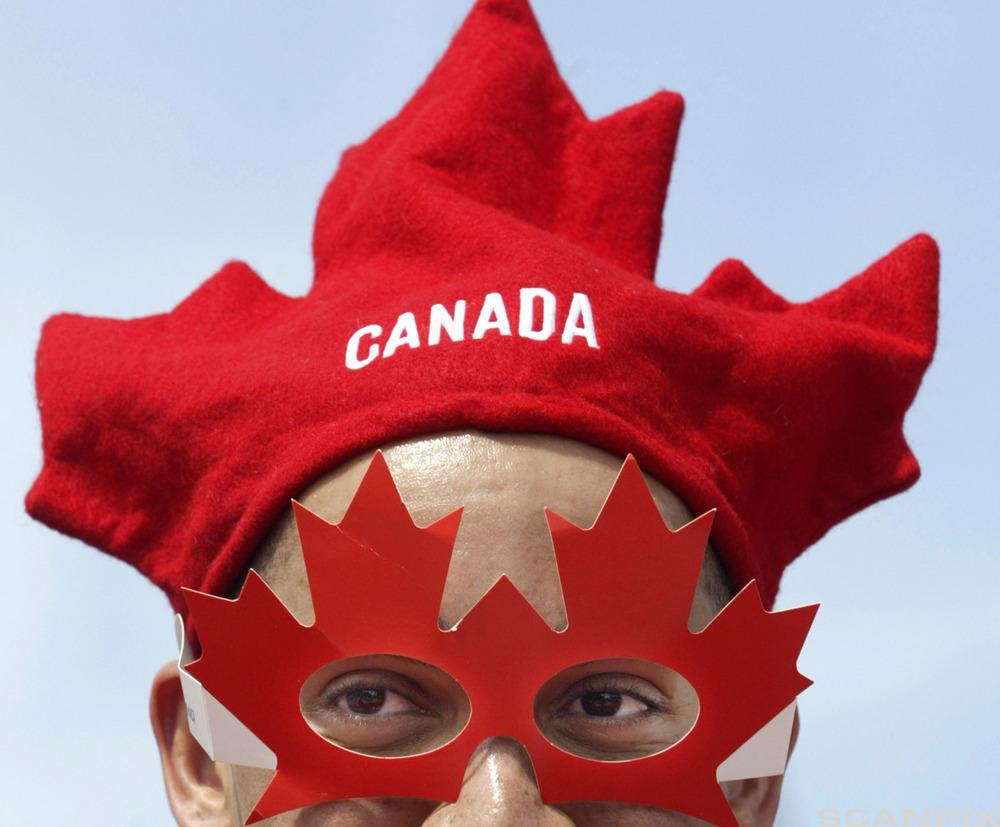 Mann markerer Canadas 136. bursdag