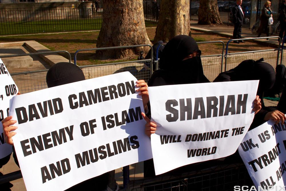 Demand for Sharia Laws