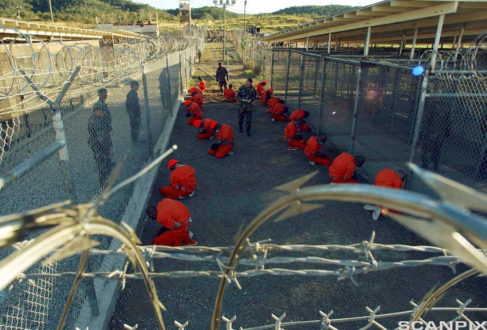 Detainees Guantanamo Bay
