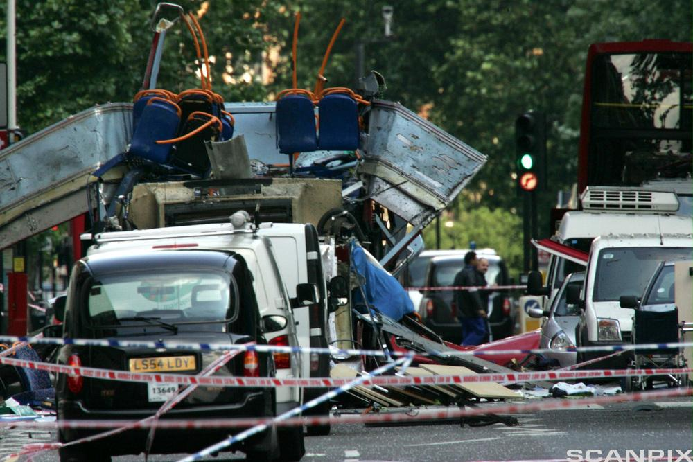 London Bombings July 7 2005
