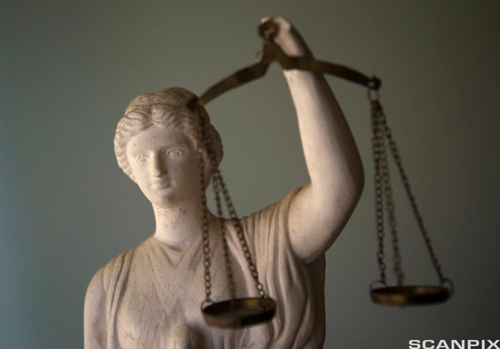 Rettferdighetsstatue