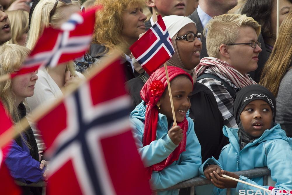 forskjellige kulturer i norge