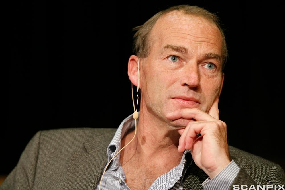 Thomas Hylland Eriksen. Foto.