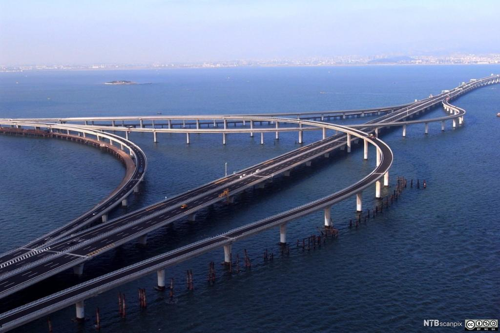 Qingdao Bay Bridge