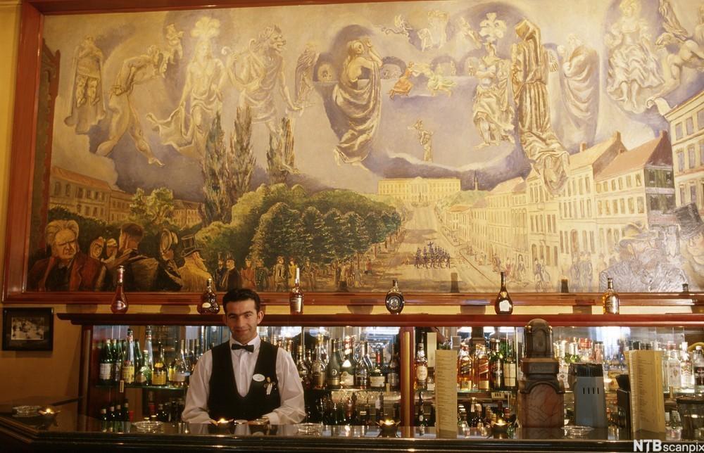 Grand Cafe i Oslo