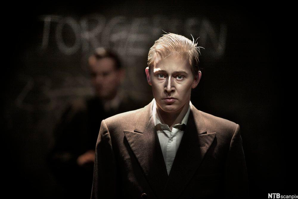 Tilfellet Torgersen. Teater basert på Jens Bjørneboe sitt stykke om det påståtte justismordet på Fredrik Fasting Torgersen. Torgersen i Jonathan Filip Johansens skikkelse