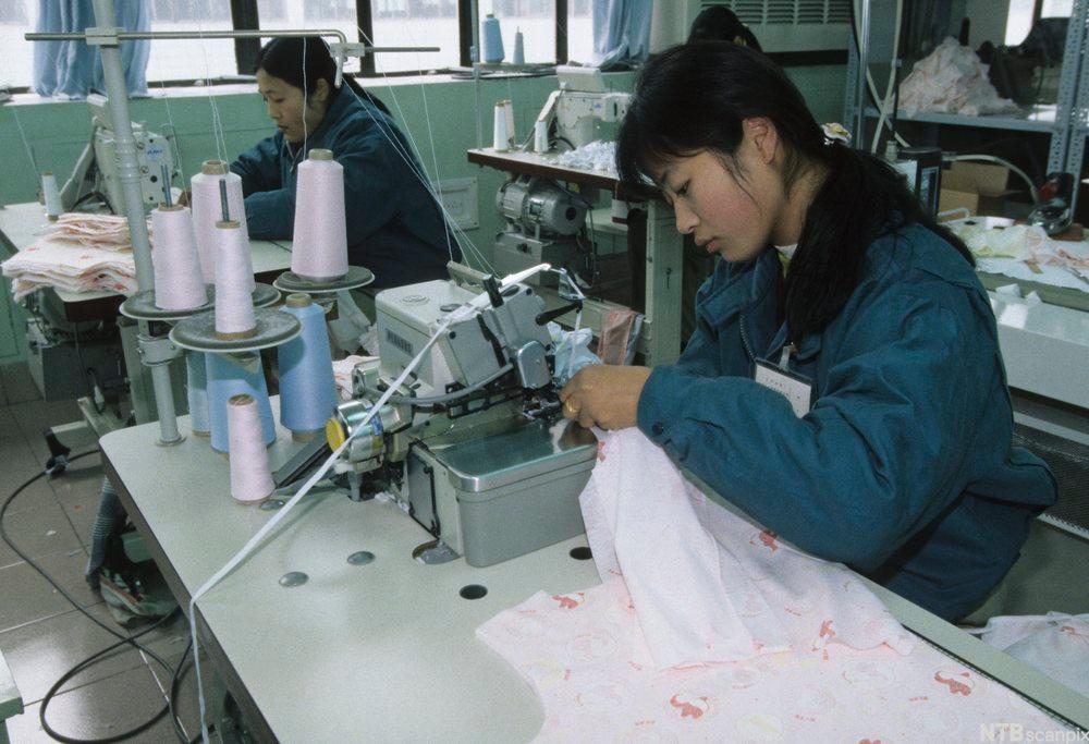 Tekstilproduksjon