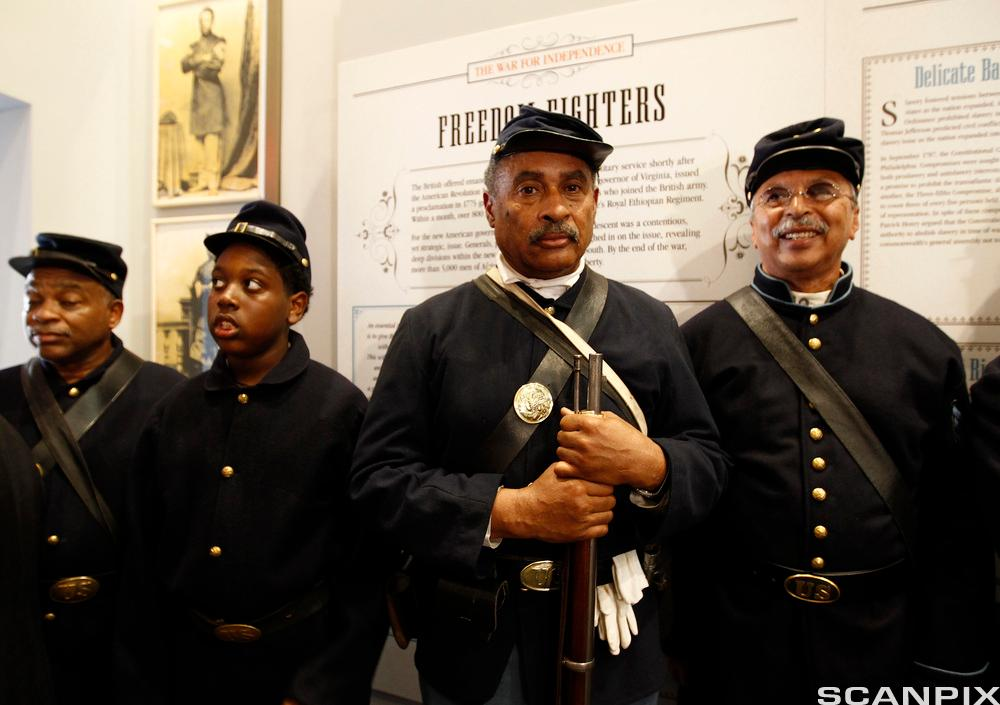 African American Freedom Fighters