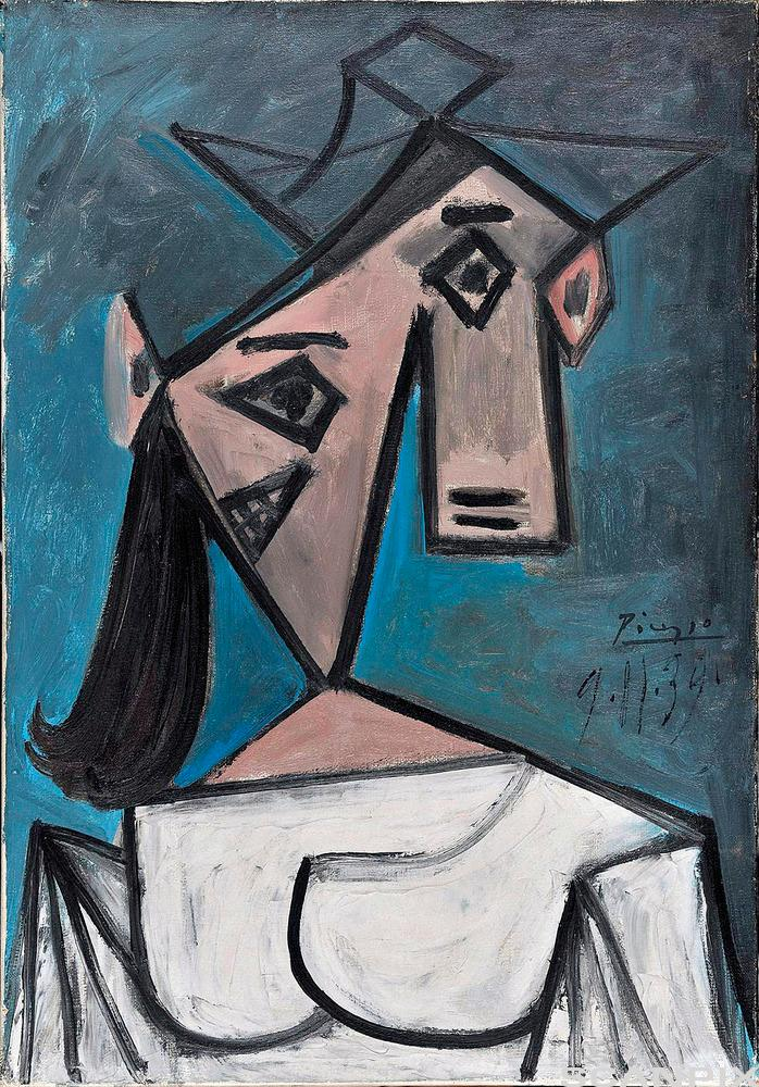 Female Image by Pablo Picasso