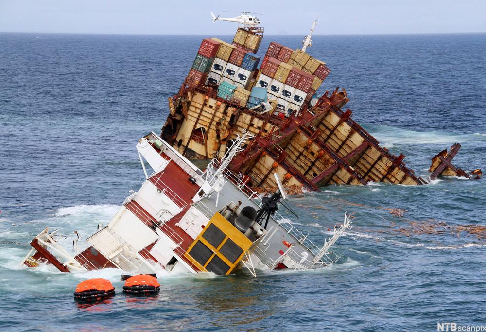 Feil eller manglande sikring kan få katastrofale følgjer.